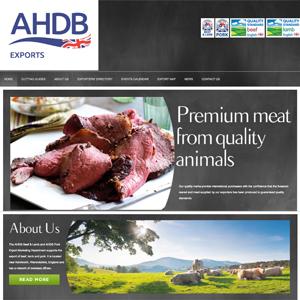 meat export website